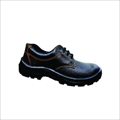 Mens Steel Toe Safety Shoes Non-ISI Mark For Officers Staff