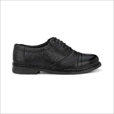 Mens Steel Toe Oxford Safety Shoes For Security Services