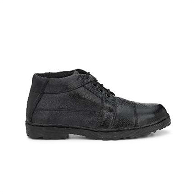 Mens Steel Toe Oxford Safety Boots For Security Services