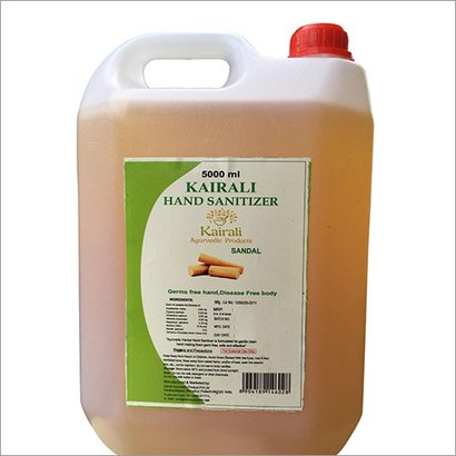 5 Ltr Hand Sanitizer Application: Personal Care