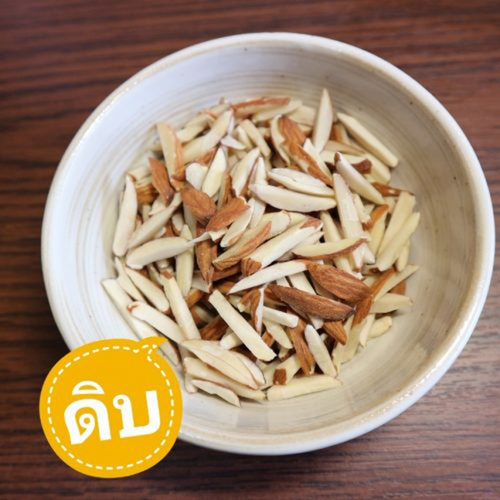 Almonds with bark matches / 1kg