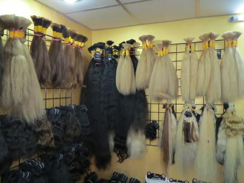 Hair King Good Quality Natural Neat & Clean Indian Human Hair Supplier