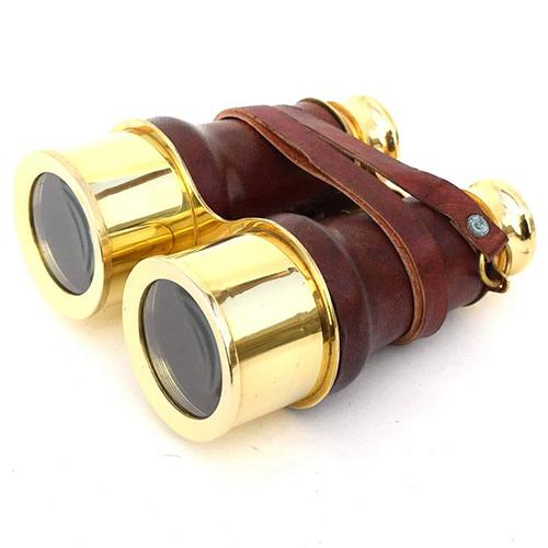 Nautical Brass Binoculars