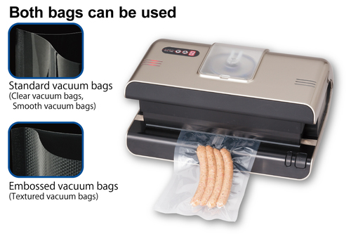 Two-in-one Automatic Vacuum Sealer Asv-320d