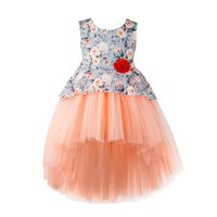 kids high low dress