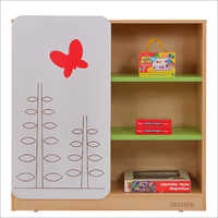 Wooden Butterfly Storage