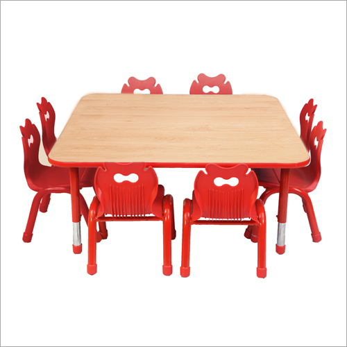 Omega Square Table And Chair