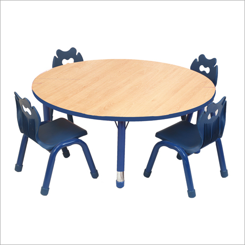 Omega Round Table And Chair