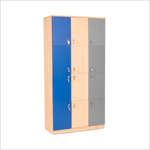 Wooden School Lockers