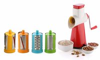 Rotary Grater 4 in 1 Drum