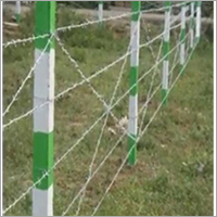 Galvanized Steel Barbed Wires