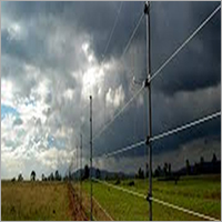 Solar Fence Wires