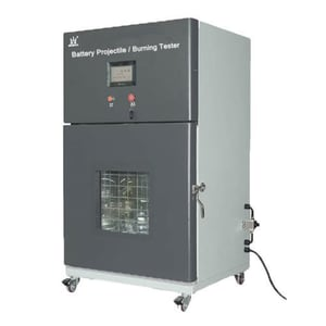 Battery Projectile / Burning Tester