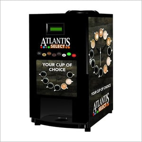 Atlantis Select 7 Option Tea And Coffee Vending Machine
