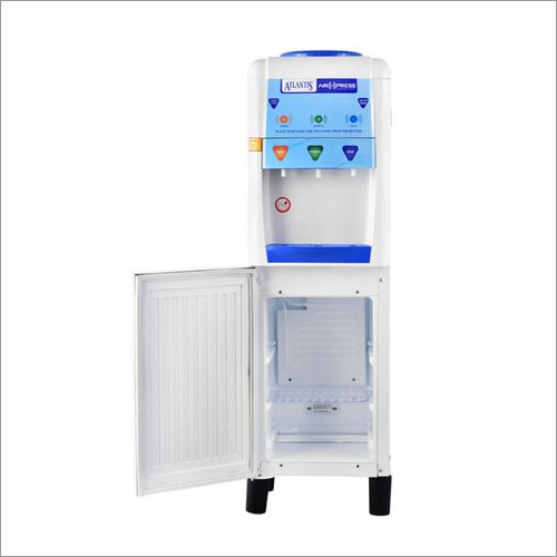 Atlantis Air Press Touchless Water Dispenser With Fridge