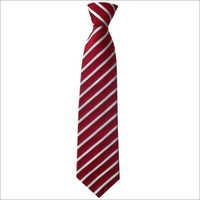 Striped School Tie