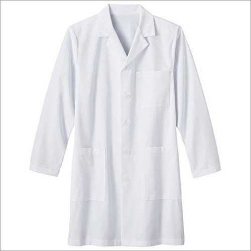 White School Lab Coat