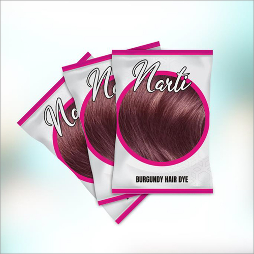 Hair Color Range