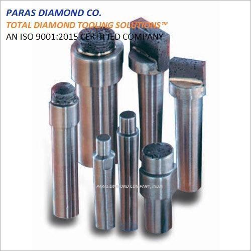 Dust Type Impregnated Diamond Dresser