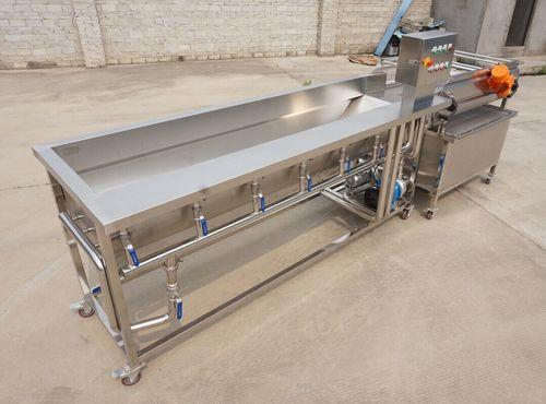 Ydvt-1000 Automatic Vortex Vegetable Washing Machine