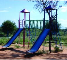 Dual Platform Slide