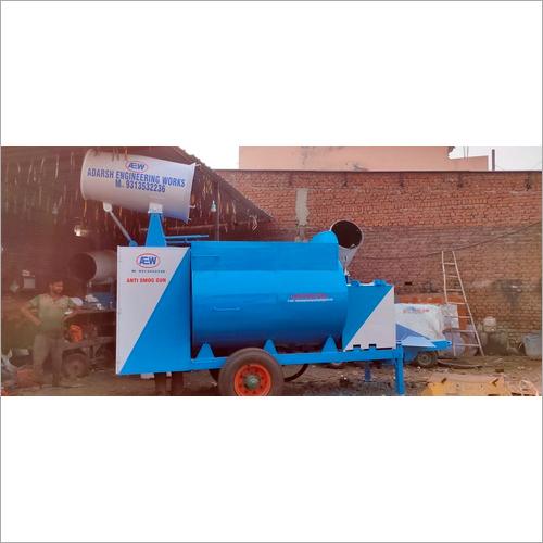 Tractor Trolly Mounted Anti Smog Gun