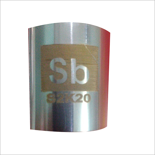 Industrial Laser Marking Name Plate