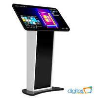 Digital Signage Kiosk Horizontal