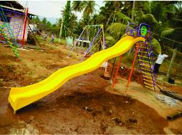 Deluxe Wave Slide