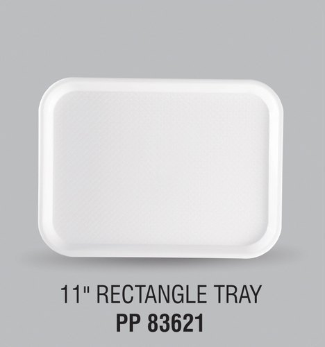 Swift Plastic 11 Inches Rectangle Tray Rectangle Tray
