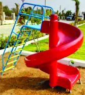 Junior Spiral Slide