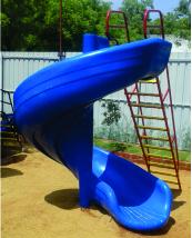 Senior Spiral Slide