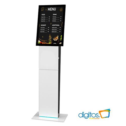 Touch Screen Kiosk Vertical 18