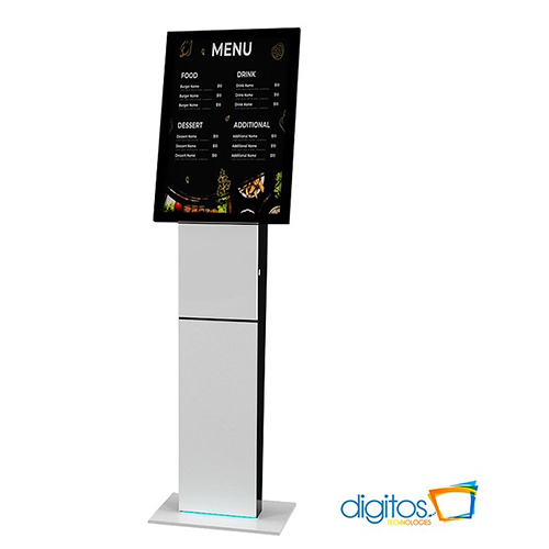 Touch Screen Kiosk Vertical 21