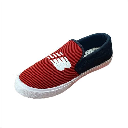 Mens Stoke AB Canvas Mocation Shoes