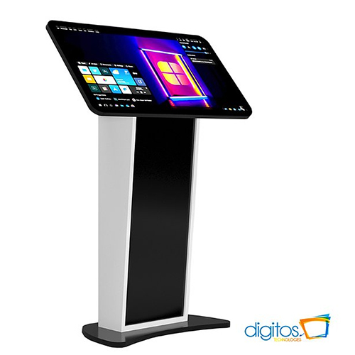 Touch Screen Kiosk Horizontal