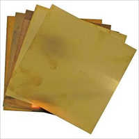 Brass Plain Sheet