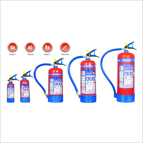 Dry Powder Stored Pressure ABC-BC Type Fire Extinguisher