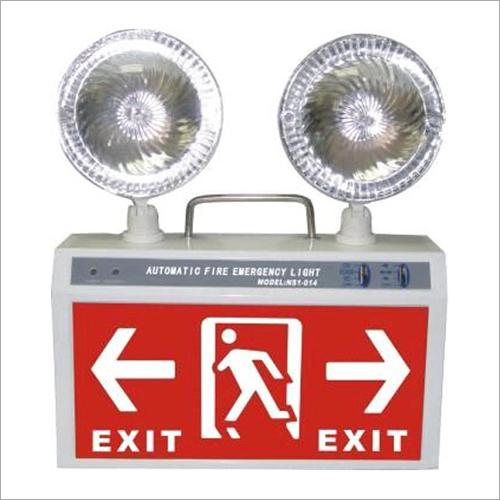 Auto Cut Emergency Light