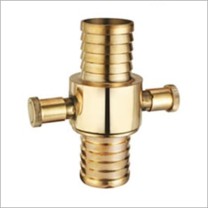 LTB-2 Gun Metal Fire Hose Delivery Coupling