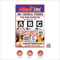 B And C Fire Fighting Chemicals