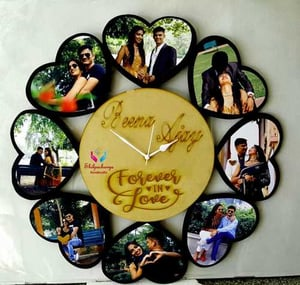 Customized Wooden Photo Frame
