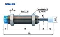 BMSC2525 Shock Absorber