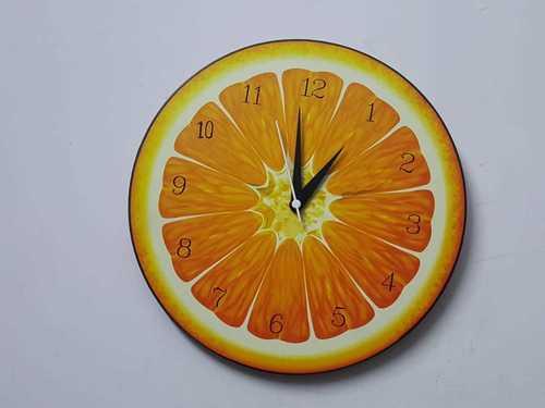 Customized Orang Wall Clock
