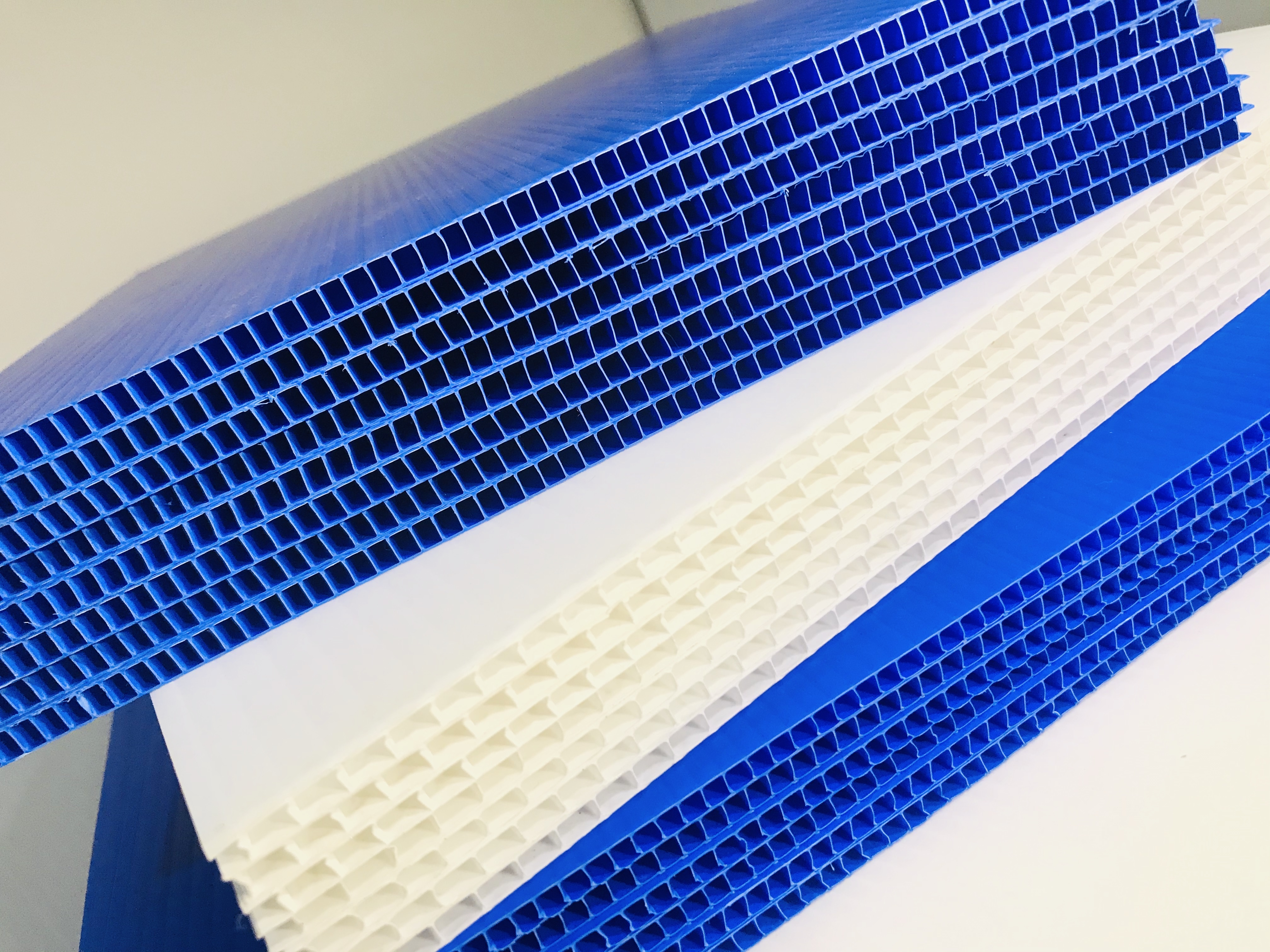 PP Corrugated Hollow Sheet