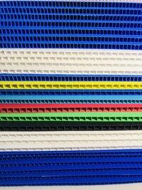 Hollow Corrugated Sheet