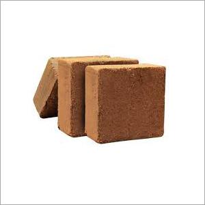 Square Cocopeat Block