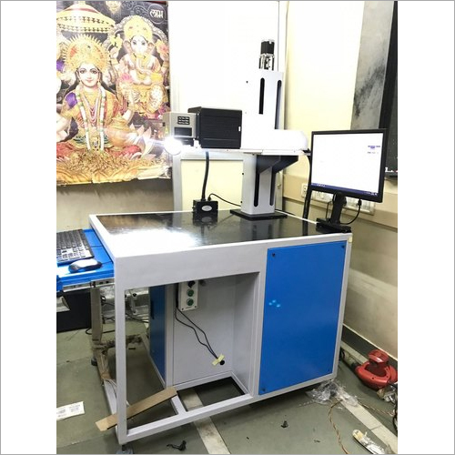 Metal Marking Machine