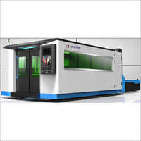 3 Axis Laser Metal Cutting Machine