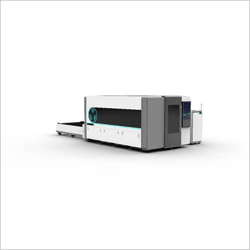 1 KW  Fiber Laser Cutting Machine